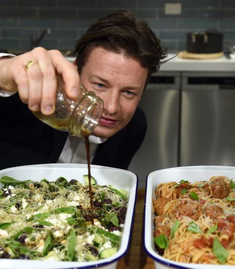 """En faillite, Jamie Oliver fait son mea culpa: """"J'ai été naïf et arrogant"""""""