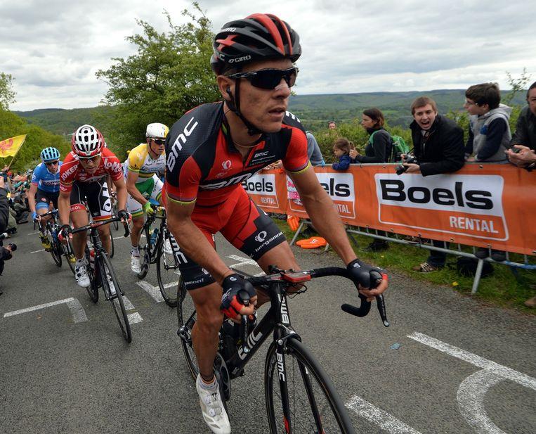 Philippe Gilbert won de Ronde van België in 2011 en krijgt in het weekend twee etappes op zijn maat voor de wielen geschoven.
