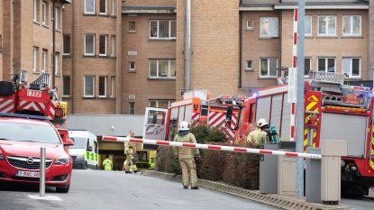 35 patiënten geëvacueerd voor brand in elektriciteitskast van Glorieuxziekenhuis in Ronse