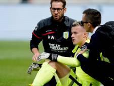 Etienne Vaessen niet tegen FC Twente