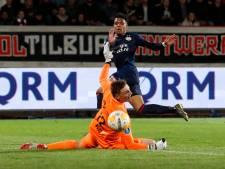 PSV doet wat het moet doen tegen Willem II en houdt druk op Ajax