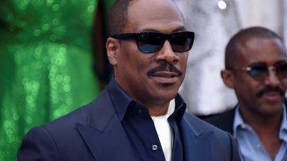 Nu ook een nieuwe 'Beverly Hills Cop': Eddie Murphy werkt aan comeback