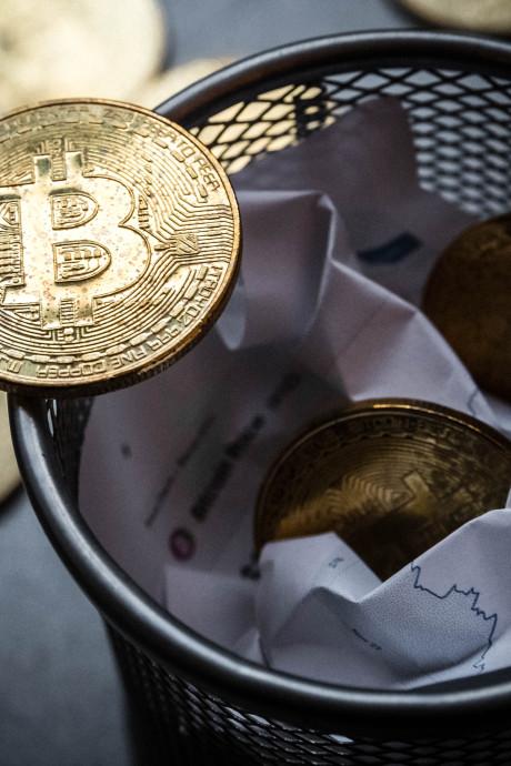 Niet iedereen doet aan 'HODL': veel bitcoins met verlies verkocht