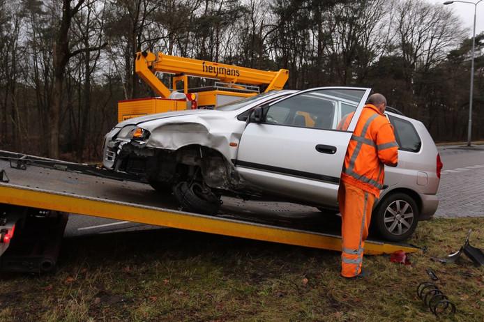 Ongeval Bussereind Steensel