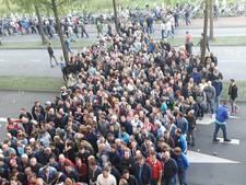 PSV-fan worstelt nog met nieuw systeem