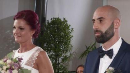 Pijnlijke taferelen in Waalse 'Blind Getrouwd': bruidegom blaast huwelijk af en vernedert aanstaande voor alle gasten