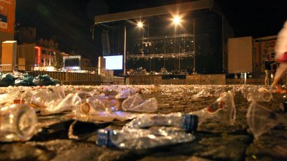 Stad introduceert herbruikbare bekers, maar niet op Suikerrock