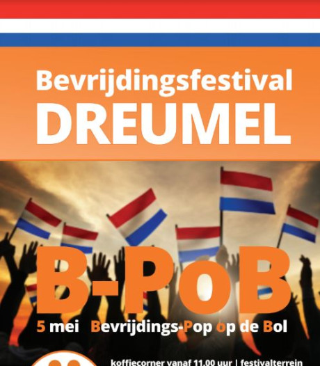 Dreumel krijgt eigen Bevrijdingsfestival: B-PoB