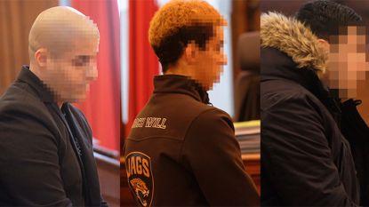 """Brusselse relschoppers voor de rechter: """"Ik had drugs genomen en herinner mij niets meer"""""""