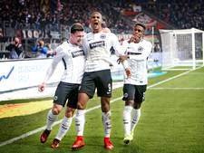 'Sensatiespits' Haller hot in de Bundesliga