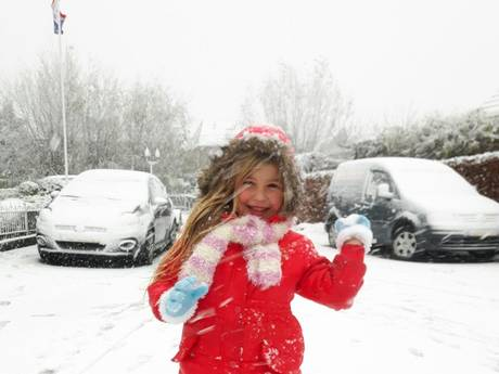 Het sneeuwt! Stuur je mooiste winterplaatjes op