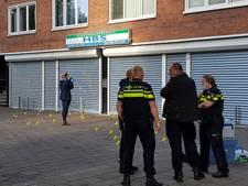 Cameratoezicht en mobiele politiepost op Johan Huizingalaan