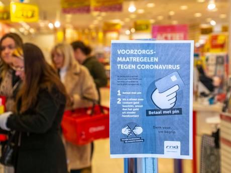 Coronaweigeraar tuigt supermarktmedewerker af in Amersfoort