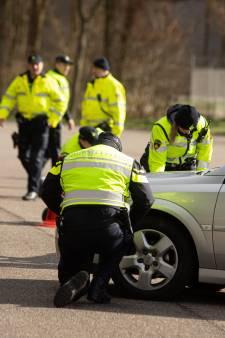 Drugsvangst bij verkeerscontrole op snelwegen A1 en A27 bij knooppunt Eemnes