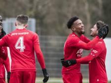 FC Twente haalt beloften uit de piramide