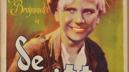 Filmvoorstelling De Witte uit 1934