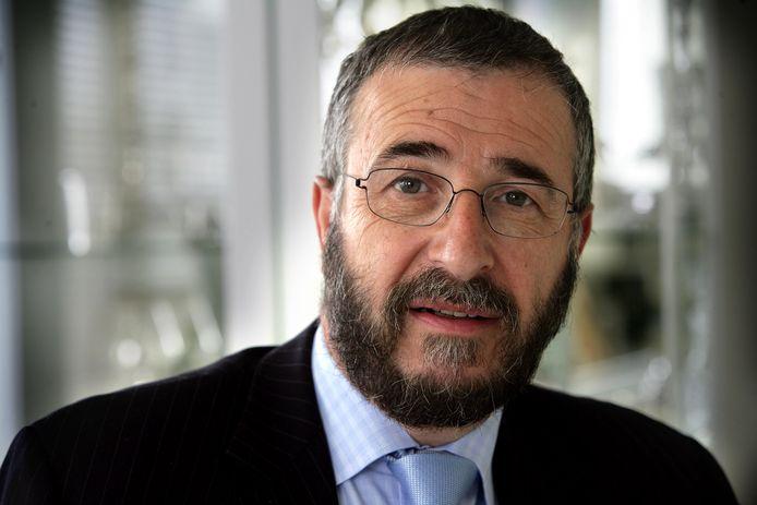 Rabbijn Lody van der Kamp