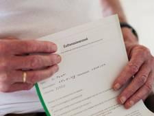 NVVE: 'SGP zet euthanasiebeleid bewust in kwaad daglicht'