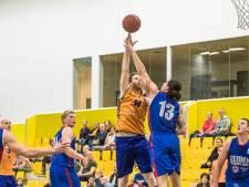 Rel in topsporthal: basketballers moeten wijken voor handbalsters