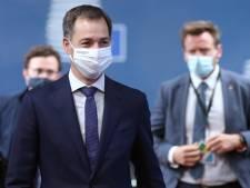 Alexander De Croo plonge sans attendre dans le bain européen