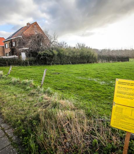 Gemeenteraad verzet zich tegen komst van 91 woningen langs Sint-Trudostraat