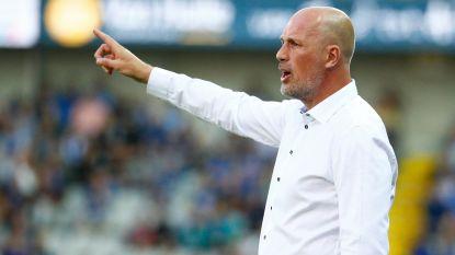 """Clement: """"Goeie dingen gezien tegen dit Sporting, Diatta krijgt twee weken vakantie"""""""