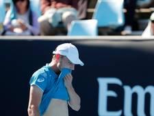 Benneteau knikkert Goffin uit Australian Open