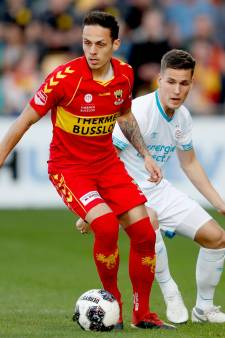 GA Eagles wint van Jong PSV en plaatst zich voor halve finales play-offs