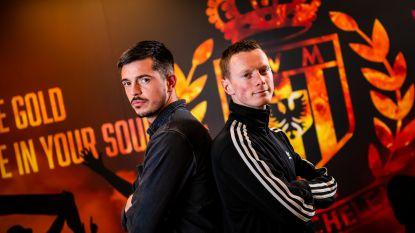 Rob Schoofs (25) en Yannick Thoelen (29) in fleur van hun carrière bij Malinwa