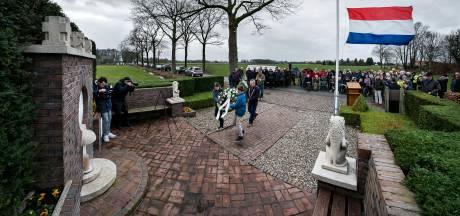 Zeker 100 herdenkingen in Achterhoek en Liemers rond 75 jaar bevrijding