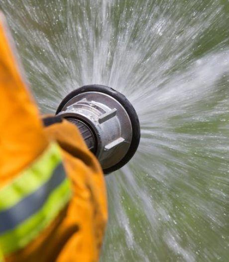 Incendie suspect d'une villa dans le Tournaisis