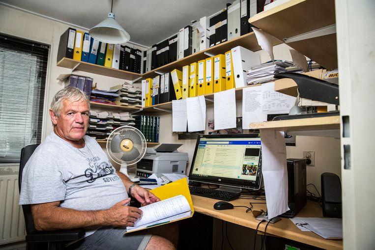 Gerhard Borgert in een e-mail aan de lener die door LoanRider is gedagvaard: 'Ik ga meer doen dan advies geven. Ik zal deze rechtszaak voor je gaan voeren.' Beeld Arie Kievit