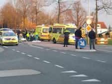 Fietsster (80) ernstig gewond na ongeluk in Winterswijk