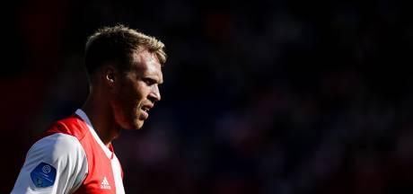 Berghuis, Jørgensen en Toornstra in wedstrijdselectie Feyenoord