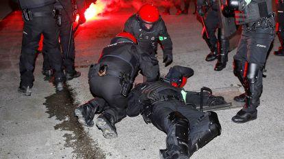 Agent komt om het leven in Bilbao bij rellen tussen Spaanse en Russische hooligans