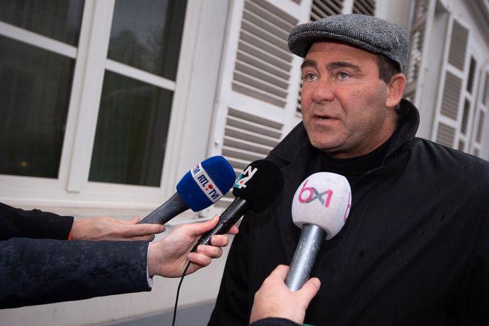 Le ministre des PME et des Indépendants, Denis Ducarme