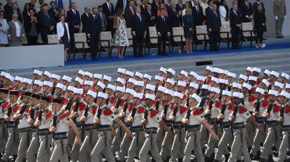 Pentagon stelt Trumps felbegeerde militaire parade uit, president legt schuld bij Washington D.C.