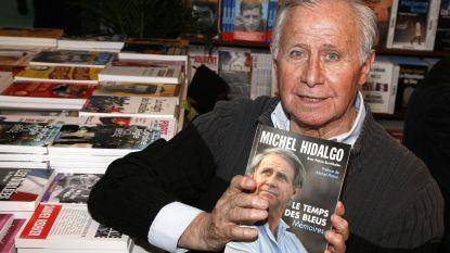Voormalige Franse bondscoach Michel Hidalgo overleden