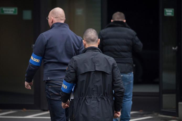 Politieonderzoek bij Deutsche Bank naar aanleiding van de Panama Papers.