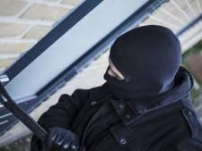 Zes verdachten aangehouden na poging bedrijfsinbraak Alphen