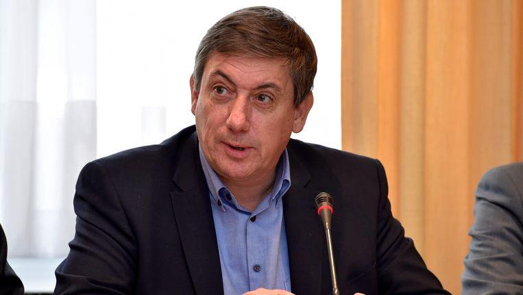 Vicepremier en minister van Binnenlandse Zaken Jan Jambon (N-VA).
