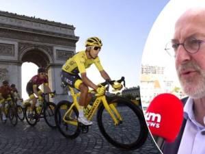 """Pierre Van Damme: """"Est-ce que cela a encore un sens que le Tour de France ait lieu?"""""""