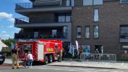 Brand in kelder van appartementsgebouw: enkele flats zitten zonder stroom