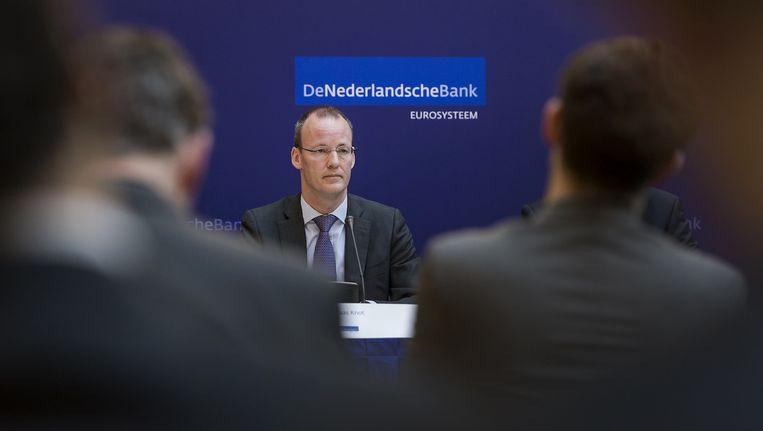 Klaas Knot, president van De Nederlandsche Bank (DNB) Beeld anp