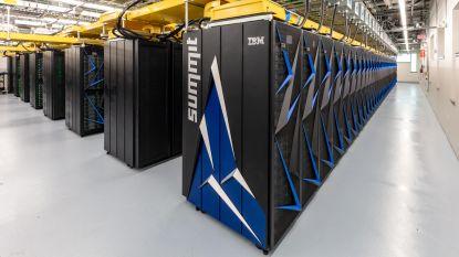 Snelste supercomputer ter wereld komt in VS: 200.000.000.000.000.000 berekeningen per seconde