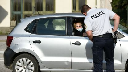 Criminelen vermomd als agenten hielden nep-'coronacontroles' in Frankrijk