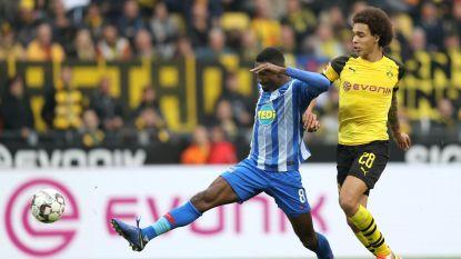 Witsel verspeelt met Dortmund punten tegen Herta Berlijn: late penalty gooit roet in het eten, Bayern lacht