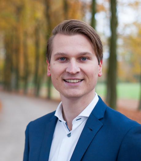 Jaimi van Essen gaat voor de provincie: 'Maar ik ga zeker niet weg uit Losser'