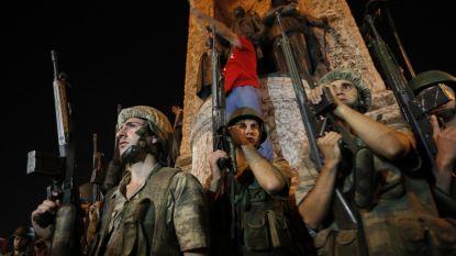 Meer dan 60 arrestaties in Turkije voor betrokkenheid bij couppoging in 2016