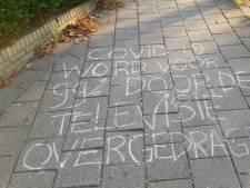 Stoepschrijver roept op: 'Kom op mensen, wordt wakker'